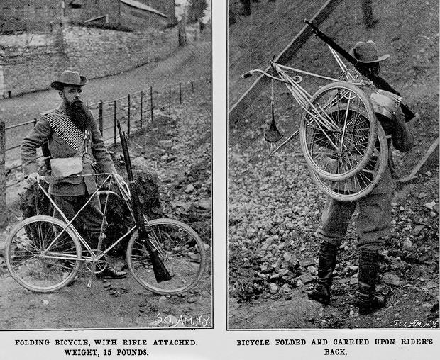 Велосложение: Путеводитель по складным велосипедам —зачем они нужны и как их найти. Изображение № 24.