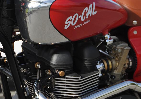Топ-гир: 10 лучших кастомных мотоциклов 2011 года. Изображение № 27.