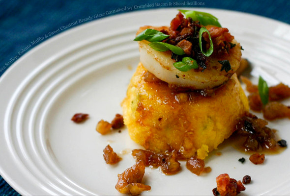 Фото из блога foodporndaily.com. Изображение №8.