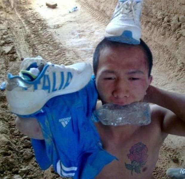 Китайский бандит потерял телефон с коллекцией личных фото: смотрим и обсуждаем. Изображение № 16.