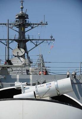 США собираются использовать боевой лазер на кораблях в Персидском заливе. Изображение № 5.