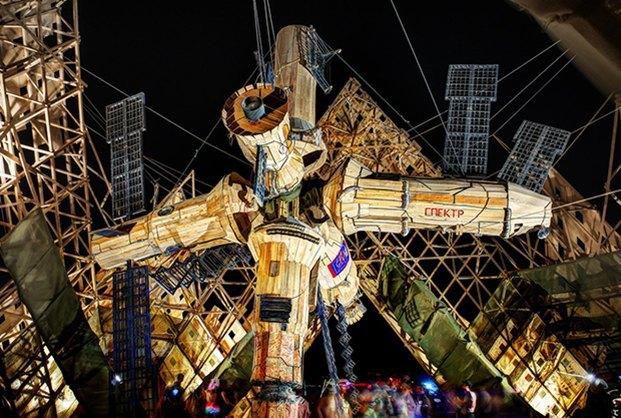 В Москве пройдет официальная программа фестиваля Burning Man. Изображение № 2.