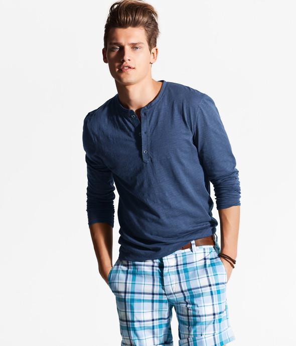 Мужские лукбуки: Zara, H&M, Pull and Bear и другие. Изображение № 28.