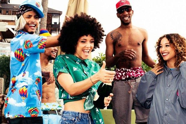 Хип-хоп-группировка Odd Future опубликовала новый лукбук своей марки. Изображение № 7.