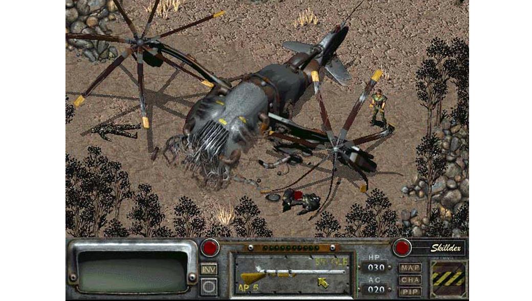 Fallout 2. Изображение № 3.