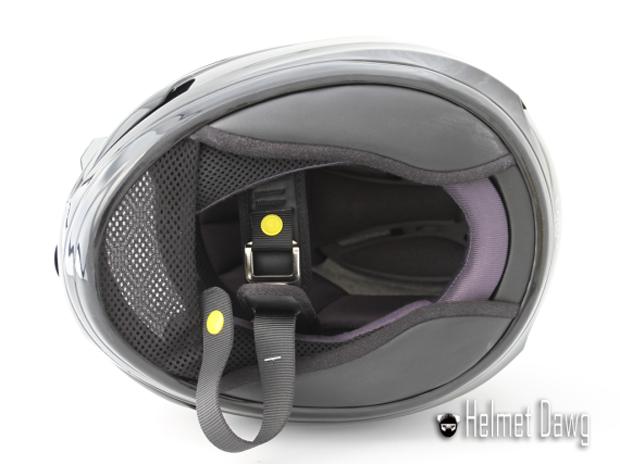 Компания Helmet Dawg спроектировала мотошлем по мотивам «Бэтмена». Изображение № 8.