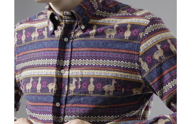 Американская марка Gitman Bros. выпустила линейку рубашек к будущей осени. Изображение № 6.