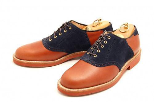 Изображение 2. Обувная компания Alden создала облегченные оксфорды.. Изображение № 2.