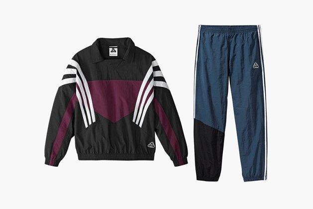 Марки Palace и Adidas Originals представили совместную коллекцию . Изображение № 2.
