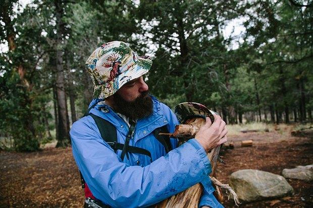 Марка The Quiet Life опубликовала лукбук праздничной коллекции Grizzly Clif. Изображение № 3.