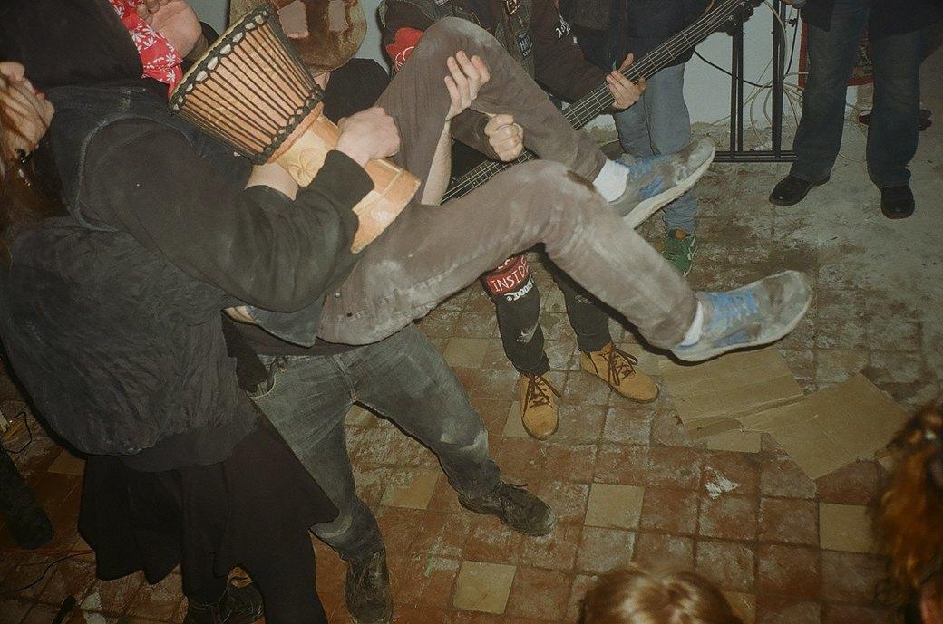Фоторепортаж: Боровик Ералаш и The Cold Dicks на фестивале «Переугар». Изображение № 11.