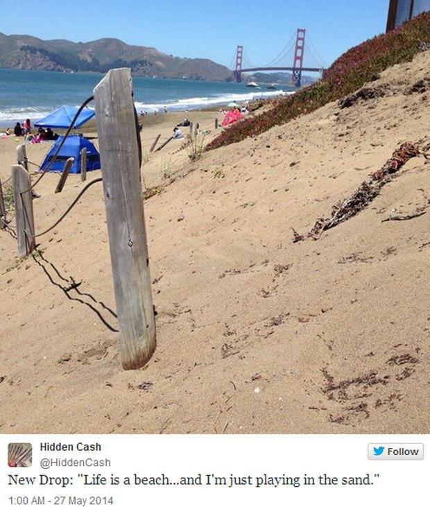 Миллионер в Сан-Франциско устроил конкурс по поиску денег. Изображение № 3.