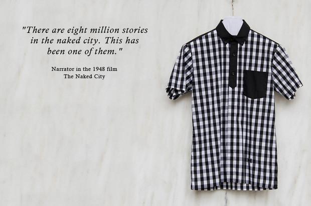 Американская марка Freshjive выпустила вторую часть весенней коллекции одежды. Изображение № 1.