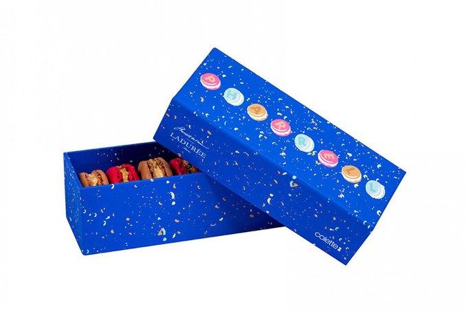 Фаррелл выпустил коллекцию пирожных-макарон. Изображение № 1.