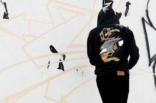Марка Rebel8 выпустила лукбук зимней коллекции. Изображение № 3.
