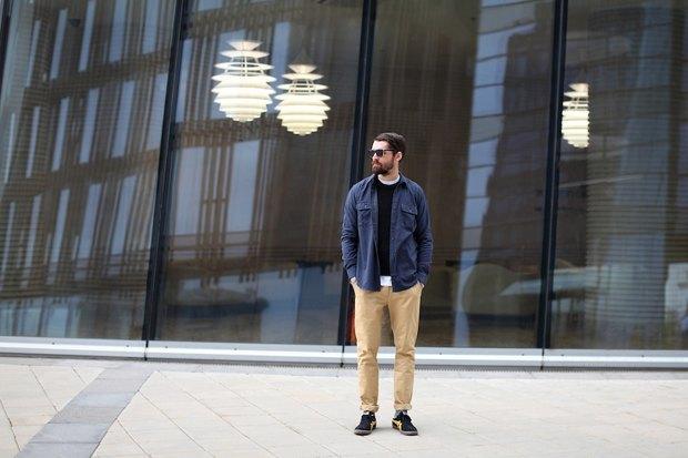 Магазин мужской одежды Mint опубликовал новый лукбук. Изображение № 11.