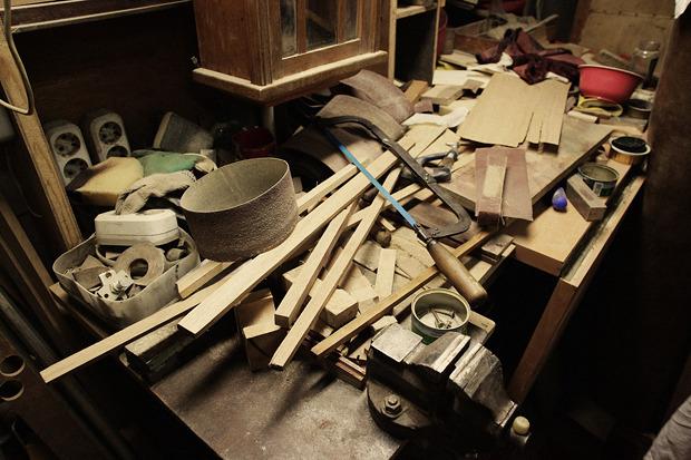 Круглый стол: Арт-директор мастерской Objects Desired о том, как своими руками обставить жилище. Изображение № 3.