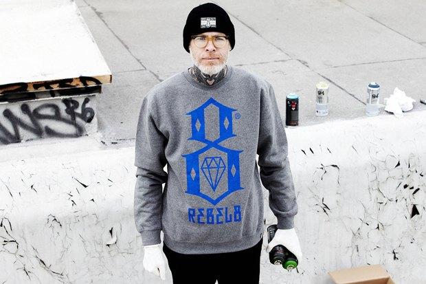 Марка Rebel8 выпустила лукбук зимней коллекции. Изображение № 11.