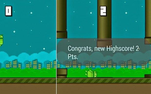 Первая игра вышла на Android Wear. Изображение № 1.