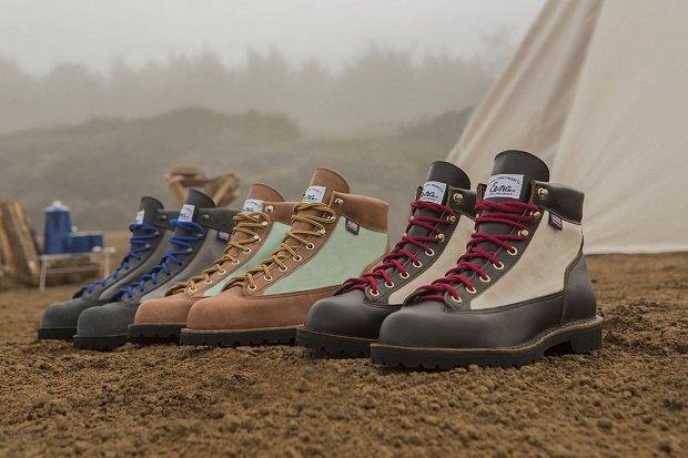Марки Danner и Beckel представили новую совместную модель обуви. Изображение № 1.