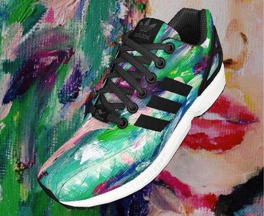 Как превратить фотографию со своего iPhone в кастомный кроссовок с помощью приложения Adidas. Изображение № 11.