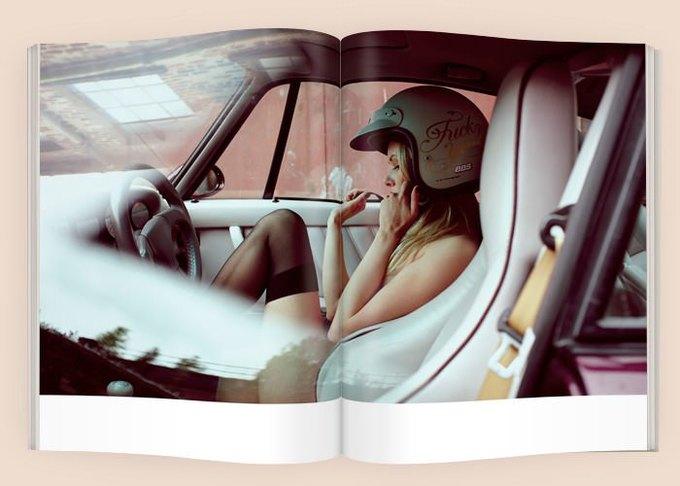 Саймон Больц анонсировал новую книгу с эротическими фотографиями. Изображение № 2.