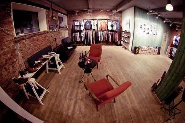 Новое пространство магазина Konkrete Store. Изображение № 11.
