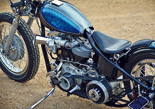 Топ-гир: 10 лучших кастомных мотоциклов 2011 года. Изображение № 33.