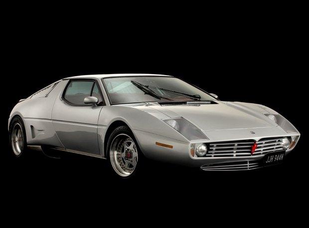 Кастомная версия спорткара Maserati Merak 1975 года уйдет с молотка. Изображение № 1.