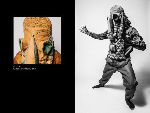 Марка Nepenthes опубликовала лукбук коллекции. Изображение № 3.