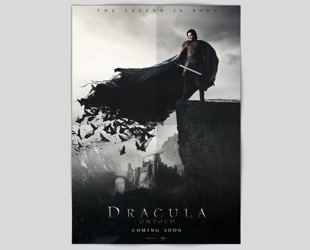 Трейлер дня: «Дракула». Люк Эванс в новой истории о великом правителе Валахии. Изображение № 1.