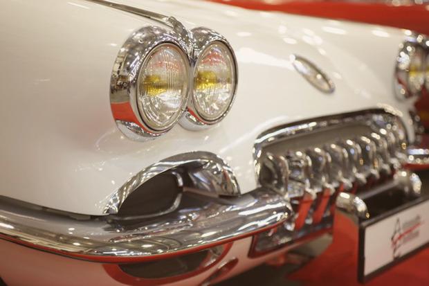 Машина времени: 8 лучших ретроавтомобилей с выставки «Олдтаймер». Изображение № 46.