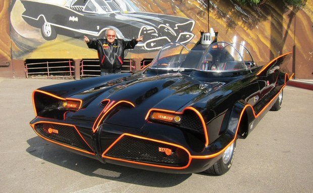 Самый первый Бэтмобиль ушел с аукциона за 4,6 миллиона долларов. Изображение № 1.