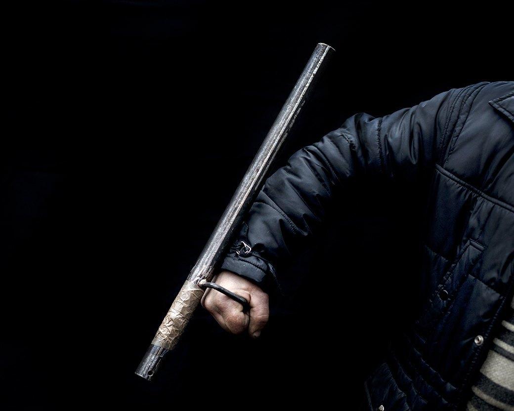 Фотопроект: Самодельное оружие украинской революции. Изображение № 8.