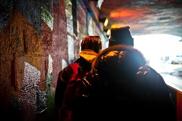 «Если уж нарушать закон, причина должна быть веской»: День с граффити-ветераном Futura 2000. Изображение № 2.