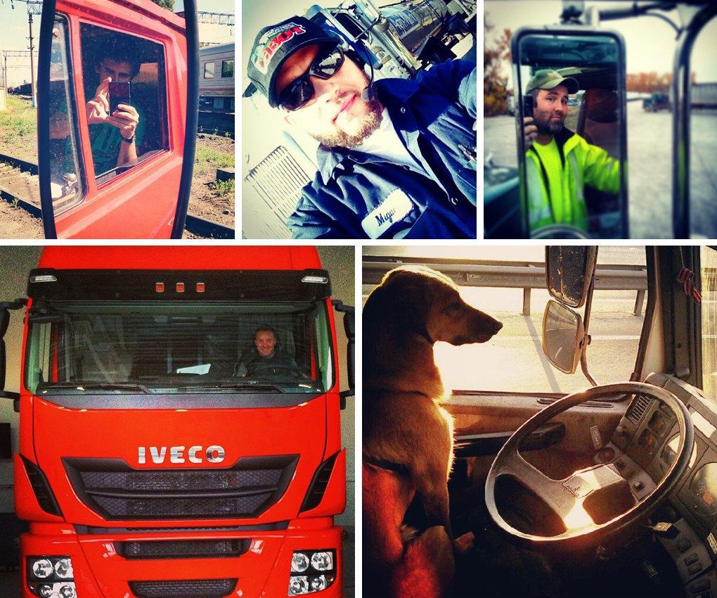 Что публикуют в своих Instagram дальнобойщики разных стран. Изображение № 6.