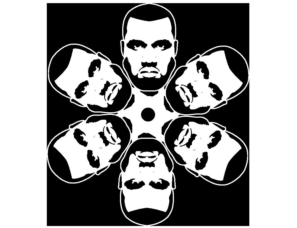 Снежный человек: «Герои года» в форме новогодних снежинок. Изображение № 6.