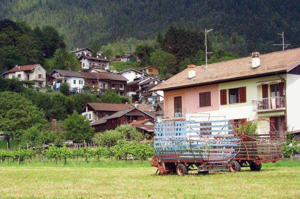 Как я сжёг трудовую книжку и нашёл лучшую работу на свете в Альпах . Изображение № 4.