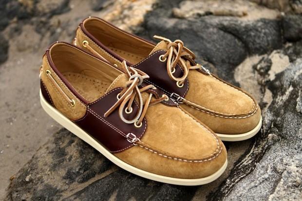 Sebago представили линейку весенней обуви. Изображение № 4.