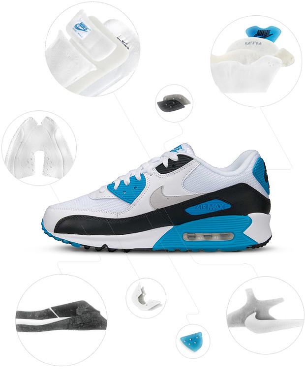 Мужская разборка: Из чего состоят кроссовки Nike Air Max 90. Изображение № 11.