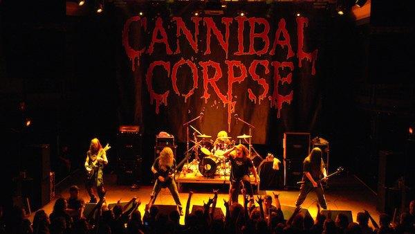 Челябинские пенсионерки одержали победу над Cannibal Corpse. Изображение № 1.