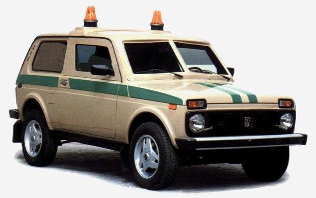 «Тарзан», «Наташа», «Консул» и другие шикарные автомобили для руководства «АвтоВАЗа». Изображение № 2.