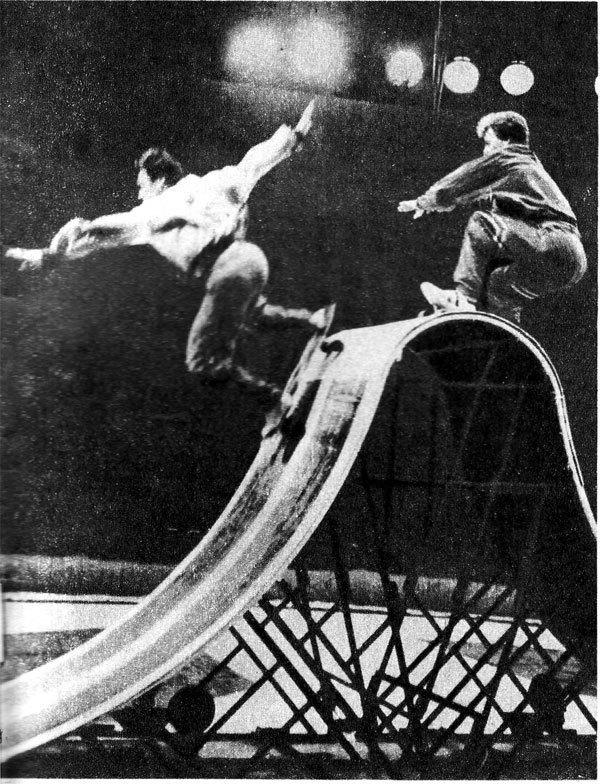 Как скейтбординг появился в Советском Союзе. Изображение № 3.