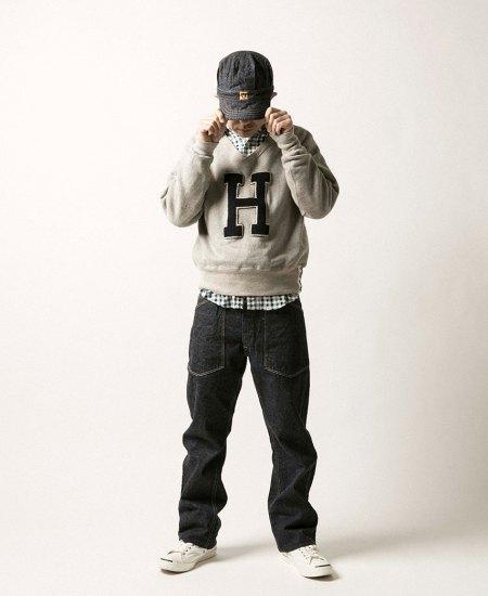 Японская марка Human Made опубликовала лукбук весенней коллекции одежды. Изображение № 2.