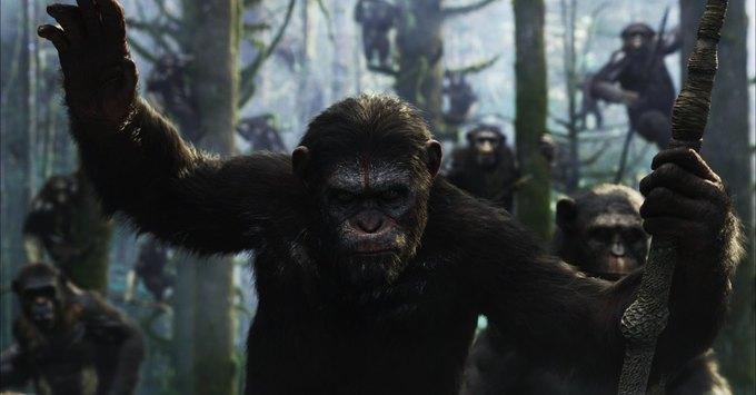 Трейлер дня. «Планета обезьян: Революция». Продолжение легендарной эпопеи 1970-х. Изображение № 1.