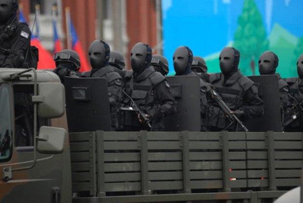 В Тайване представили новую военную форму «клонов» для солдат. Изображение № 3.