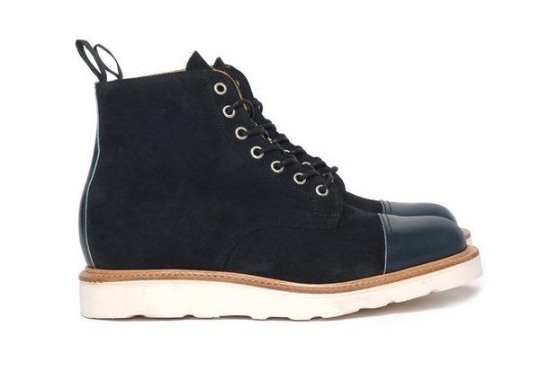 Дизайнер Марк МакНейри и канадский магазин Haven представили совместную коллекцию обуви. Изображение № 4.