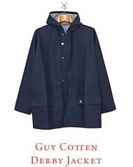 Мокрое дело: Как выбирать и носить дождевики. Изображение № 29.