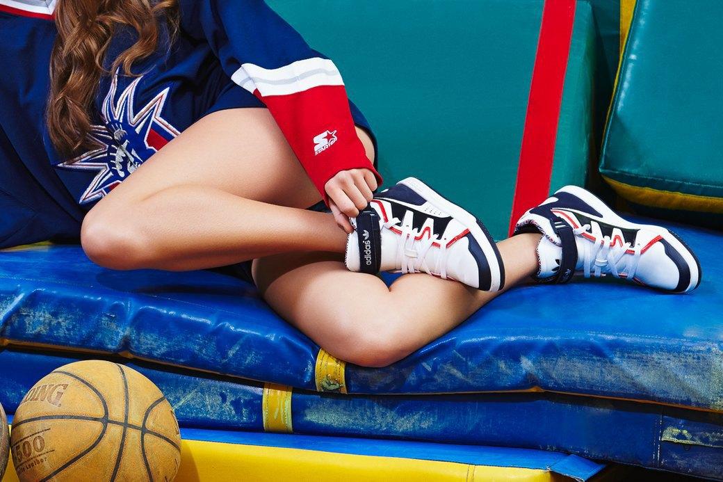 Добейся успеха: Чирлидерши тестируют кроссовки. Изображение № 2.