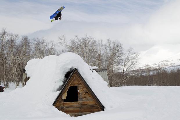 Фотографии со съемок фильма о российском сноубординге «Что Это?». Изображение № 8.